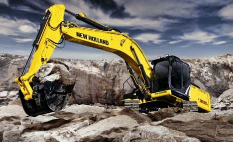 спецтехника New Holland