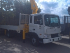 Грузовик HD 120 Extra Long c КМУ Soosan 736 STD