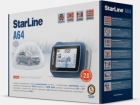 Сигнализация Starline A94 2 CAN GSM 2Slave T2.0